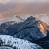 candian rocky mountains