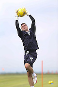 Dundee new keeper David Mitchell - Dundee pre-season training at University grounds, Riverside<br /> <br />  - &copy; David Young - www.davidyoungphoto.co.uk - email: davidyoungphoto@gmail.com