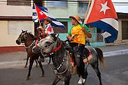Niquero May 1st Parade, Granma, Cuba.