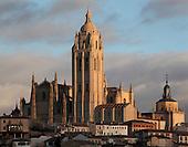 Castile and Leon (Segovia, Avila), Spain