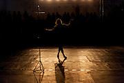 Sete Lagoas_MG, Brasil.<br /> <br /> Bailarina Aretha Maciel em uma apresentacao no Casarao Nhoquim Drummond.<br /> <br /> Aretha Maciel ballet dancer in a performance at Casarao Nhoquim Drummond.<br /> <br /> Foto: LEO DRUMOND / NITRO