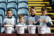 Burnley FC Community Day during the Sky Bet Championship match between Burnley and Leeds United at Turf Moor, Burnley, England on 9 April 2016. Photo by Simon Davies.