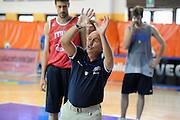 DESCRIZIONE : Folgaria Allenamento Raduno Collegiale Nazionale Italia Maschile <br /> GIOCATORE : Luca Dalmonte<br /> CATEGORIA : coach<br /> SQUADRA : Nazionale Italia <br /> EVENTO :  Allenamento Raduno Folgaria<br /> GARA : Allenamento<br /> DATA : 20/07/2012 <br /> SPORT : Pallacanestro<br /> AUTORE : Agenzia Ciamillo-Castoria/GiulioCiamillo<br /> Galleria : FIP Nazionali 2012<br /> Fotonotizia : Folgaria Allenamento Raduno Collegiale Nazionale Italia Maschile <br />  Predefinita :