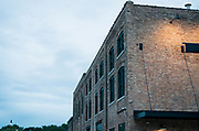 A view of the exterior of the newly opened Garver Feed Mill event space in Madison, Wisconsin, Saturday, Sept. 7, 2019.