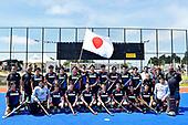 20180120 Hockey Men's Four Nations Belgium v Japan