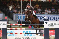 Wernke, Jan (GER) Nashville HR<br /> Paderborn - Paderborn Challenge 2016<br /> © www.sportfotos-lafrentz.de