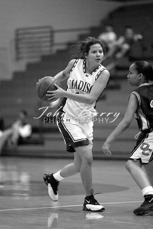 MCHS JV Girls Basketball..vs Orange..Third Period..December 18, 2004