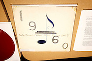 Songs from 1960 are included on the Silver Anniversary Christmas Concert album is one of the items on display during a reunion of Inland Children's Chorus members at MCL Restaurant & Bakery in Kettering, Saturday, April 27, 2013.  These items are now included in the archives of Wright State Universary, and online at InlandChorus.com.