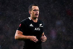 Ben Smith of New Zealand - Mandatory by-line: Robbie Stephenson/JMP - 10/11/2018 - RUGBY - Twickenham Stadium - London, England - England v New Zealand - Quilter Internationals