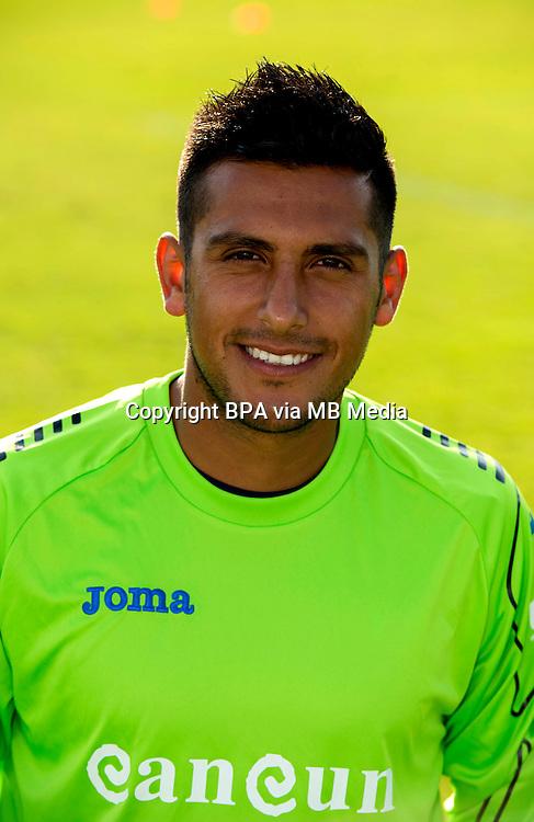 Mexico League 2013-2014 - First Division / <br /> CF Atlante / Mexico - <br /> Gerardo Ruiz
