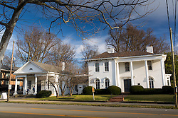 Blue Grass Trust for Historic Preservation recently purchased the Thomas Hunt Morgan house to serve as a rental space and a new headquarters, Sunday, Feb. 07, 2016 at the Thomas Hunt Morgan House in Lexington .