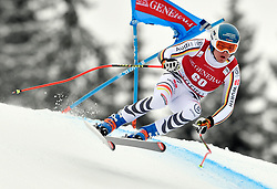 03.03.2019, Olympiabakken, Kvitfjell, NOR, FIS Weltcup Ski Alpin, SuperG, Herren, im Bild Manuel Schmid GER // in action during his run in the men's Super-G of FIS ski alpine world cup.  Olympiabakken in Kvitfjell, Norway on 2019/03/03. EXPA Pictures © 2019, PhotoCredit: EXPA/ SM<br /> <br /> *****ATTENTION - OUT of GER*****