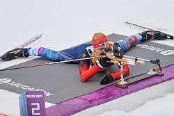 KAUFMAN Alena, Biathlon at the 2014 Sochi Winter Paralympic Games, Russia