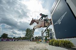 O Toole Michael, (IRL), Greenfort Endeavour<br /> CCI 4* Luhmühlen 2015<br /> © Hippo Foto - Jon Stroud<br /> 17/06/15