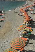 Monterroso al Mare, Italy 101211  A beach at Monterroso al Mare, part of the Parco Nazionale delle Cinque Terre.  (Essdras M Suarez/ EMS Photography)