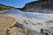 Hay River<br /> Enterprise<br /> Northwest Territories<br /> Canada
