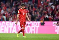 Fussball  1. Bundesliga  Saison 2019/2020  1. Spieltag  FC Bayern Muenchen - Hertha BSC Berlin       16.08.2019 Enttauschung FC Bayern Muenchen; Robert Lewandowski nach dem Spiel