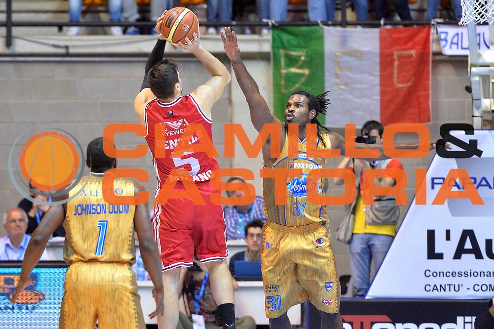 DESCRIZIONE : Desio 2014-2015 Acqua Acqua Vitasnella Cant&ugrave; EA7 Emporio Armani Milano<br /> GIOCATORE : Alessandro Gentile<br /> CATEGORIA : Controcampo<br /> SQUADRA : EA7 Emporio Armani Milano<br /> EVENTO : Campionato Lega A 2014-2015 GARA : Acqua Vitasnella Cant&ugrave; EA7 Emporio Armani Milano<br /> DATA : 16/04/2015<br /> SPORT : Pallacanestro <br /> AUTORE : Agenzia Ciamillo-Castoria/IvanMancini<br /> GALLERIA : Lega Basket A 2014-2015 FOTONOTIZIA : Desio Lega A 2014-2015 Acqua Vitasnella Cant&ugrave; EA7 Emporio Armani Milano<br /> PREDEFINITA :