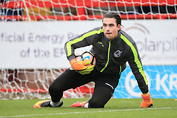 Kelle Roos of Bristol Rovers - Mandatory by-line: Jason Brown/JMP - 05/11/2016 - FOOTBALL - Checkatrade.com Stadium - Crawley, England - Crawley Town v Bristol Rovers - Emirates FA Cup first round