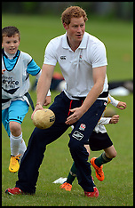 MAY 29 2014 Prince Harry Visits Inspire Suffolk