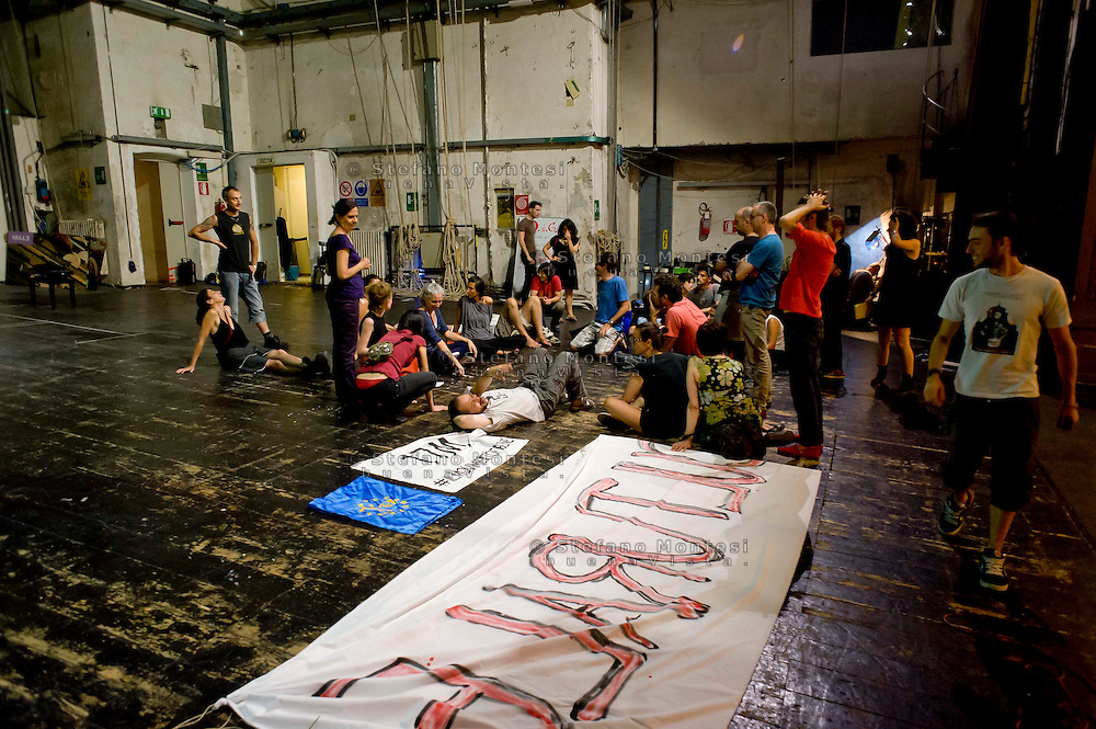 Roma 10 Agosto 2014<br />