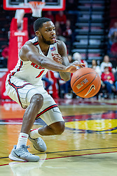 NORMAL, IL - December 18: Dedric Boyd during a college basketball game between the ISU Redbirds and the UIC Flames on December 18 2019 at Redbird Arena in Normal, IL. (Photo by Alan Look)