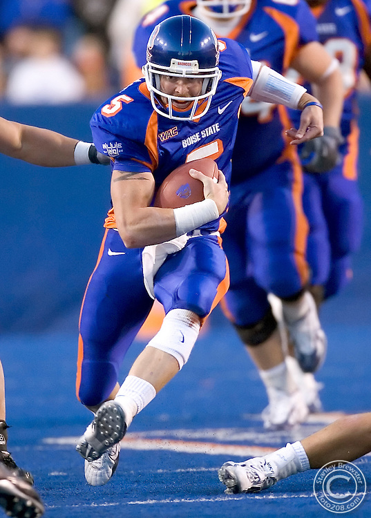 10-7-06. Boise, ID. Boise State Broncos vs. the La Tech Bulldogs in Bronco Stadium.