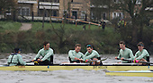 20151213 Varsity Men's Boat Race Trial, London. UK.