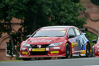 #30 Martin Depper GBR Eurotech Racing Honda Civic Type R  during first practice for the BTCC Oulton Park 4th-5th June 2016 at Oulton Park, Little Budworth, Cheshire, United Kingdom. June 04 2016. World Copyright Peter Taylor/PSP.