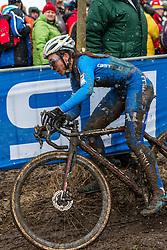 Eva Lechner (ITA), Women Elite, Cyclo-cross World Championships Tabor, Czech Republic, 31 January 2015, Photo by Pim Nijland / PelotonPhotos.com