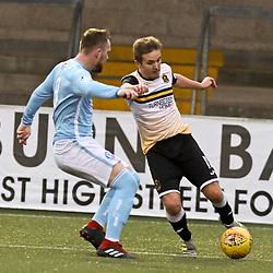 Forfar Athletic v Dumbarton, Scottish Division One, 17 November 2018