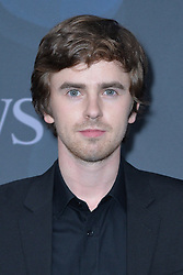 May 14, 2019 - New York, NY, USA - May 14, 2019  New York City..Freddie Highmore attending Walt Disney Television Upfront presentation party arrivals at Tavern on the Green on May 14, 2019 in New York City. (Credit Image: © Kristin Callahan/Ace Pictures via ZUMA Press)