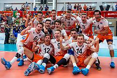 20180716 NED: CEV U20 Volleyball European Championship Men, Ede