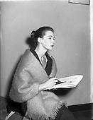 1956 – 05/10 Clodagh Phipps, Dress Designer
