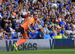 Chris Gunter of Reading - Mandatory by-line: Paul Roberts/JMP - 26/08/2017 - FOOTBALL - St Andrew's Stadium - Birmingham, England - Birmingham City v Reading - Sky Bet Championship