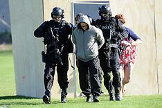 Wellington-Police AOS 50th anniversary public display