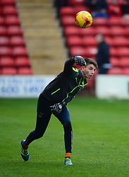 Bristol Rovers kieran hodges - Mandatory by-line: Alex James/JMP - 21/01/2017 - FOOTBALL - Banks's Stadium - Walsall, England - Walsall v Bristol Rovers - Sky Bet League One