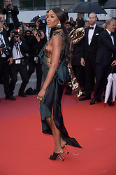 "71st Cannes Film Festival 2018, Red Carpet film ""Blackkklansman"". Pictured: Noemi Campbell"