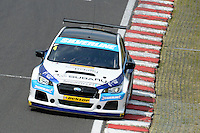 #4 Colin Turkington GBR Subaru Team BMR Subaru Levorg GT  during qualifiying for the BTCC Oulton Park 4th-5th June 2016 at Oulton Park, Little Budworth, Cheshire, United Kingdom. June 04 2016. World Copyright Peter Taylor/PSP.