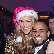 NLD/Hilversum /20131210 - Sky Radio Christmas Tree For Charity 2013, Jennifer Lynn en Mitchell Brunings
