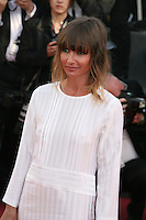 Axelle Laffont at the Blood Ties film gala screening at the Cannes Film Festival Monday 20th May 2013