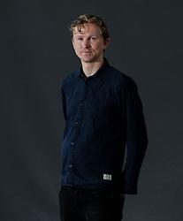 Pictured: Novelist Joe Dunthorne at the Book Festival.<br /> <br /> © Dave Johnston / EEm
