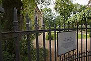 Summerhouse of Max Liebermann. Berlin.