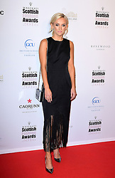 Tiffany Watson attends the Scottish Fashion Awards at The Rosewood Hotel in London.