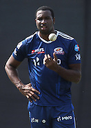 IPL 2012 Mumbai Indians and KKR Training Session Kolkata 11 May 2012