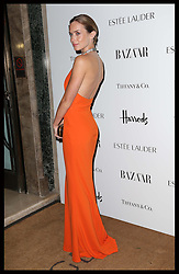 Emily Blunt arriving at the Harper's Bazaar Women of the Year Awards in London, Wednesday, October 31st 2012 Photo by: Stephen Lock / i-Images