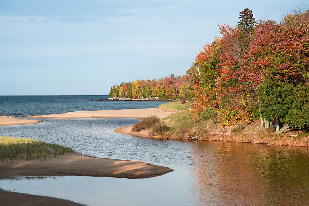 Alger County,<br /> Michigan's Upper Peninsula
