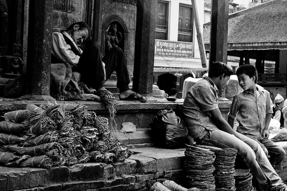 Images from Nepal 2007