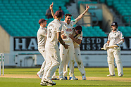 8 Apr 2017 - Surrey v Warwickshire Specsavers County Championship - Day Two