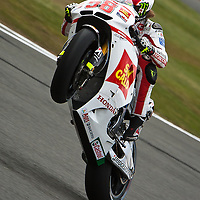 2011 MotoGP World Championship, Round 6, Silverstone, United Kingdom, June 12, 2011, Marco Simoncelli